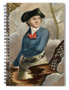 John Paul Jones, 1747-1792 Spiral Notebook
