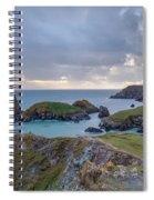 Kynance Cove - England Spiral Notebook