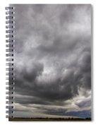 Non Severe Nebraska Thunderstorms Spiral Notebook