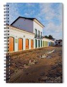 Paraty, Brazil Spiral Notebook