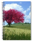 Tree Spiral Notebook