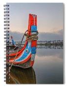 U Bein Bridge - Myanmar Spiral Notebook
