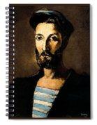 13618 Pere Pruna Spiral Notebook