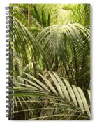 Jungle 64 Spiral Notebook
