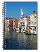 1399 Venice Grand Canal Spiral Notebook