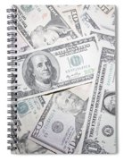 American Banknotes Spiral Notebook