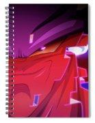 Dragon Ball Super Spiral Notebook