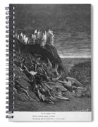 Milton: Paradise Lost Spiral Notebook
