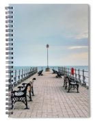 Swanage - England Spiral Notebook