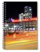 1405 Milwaukee Public Market Spiral Notebook