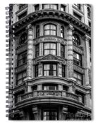 141 Fifth Avenue, Chelsea New York Spiral Notebook