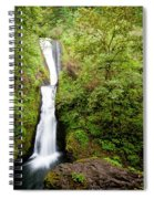 1418 Bridal Veil Falls Spiral Notebook