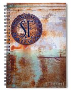 1450 Illinois Trolley Museum Spiral Notebook