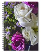14pdxl127 Spiral Notebook