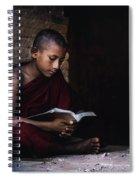 Bagan - Myanmar Spiral Notebook