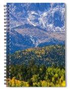 Crystal Creek Autumn Spiral Notebook