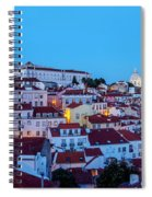 Lisbon, Portugal Spiral Notebook
