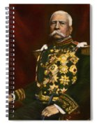Porfirio Diaz, 1830-1915 Spiral Notebook