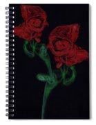 Smoke Art Photography Spiral Notebook