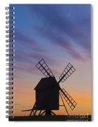 150501p046 Spiral Notebook