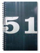 1518 Spiral Notebook