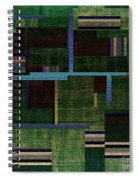 1522 Abstract Thought Spiral Notebook