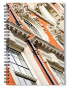 London Building  Spiral Notebook