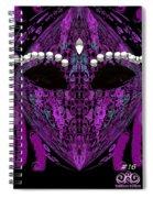 #16 Spiral Notebook