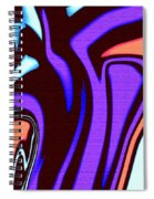 1631 Abstract Thought Spiral Notebook