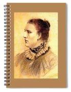 16452 Nicanor Pinole Spiral Notebook