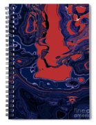 1671 Abstract Thought Spiral Notebook
