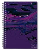 1673 Abstract Thought Spiral Notebook