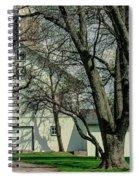 168 Marshfield Farm Spiral Notebook