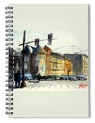 16th Street Nw Dc Spiral Notebook