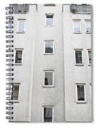 Apartment Building Spiral Notebook