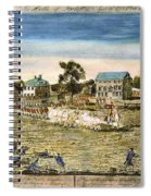 Battle Of Lexington, 1775 Spiral Notebook