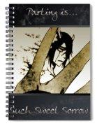 Bleach Spiral Notebook