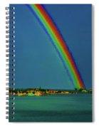 17- Somewhere... Spiral Notebook