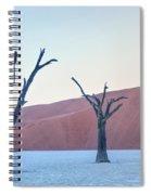 Sossusvlei - Namibia Spiral Notebook