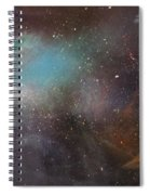 170,000 Light Years From Home Spiral Notebook