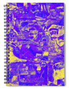 1743 Abstract Thought Spiral Notebook