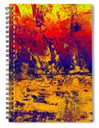1745 Abstract Thought Spiral Notebook