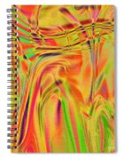 1788 Abstract Thought Spiral Notebook
