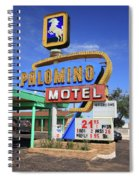 Route 66 - Tucumcari New Mexico Spiral Notebook