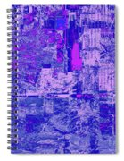1848 Abstract Thought Spiral Notebook