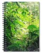 Jungle Spiral Notebook
