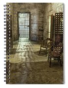 1859 Jail Spiral Notebook