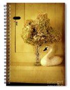 1860 Farm House Spiral Notebook