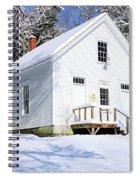 1875 Flying Point School Spiral Notebook