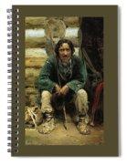1876 Vasily Polenov Spiral Notebook